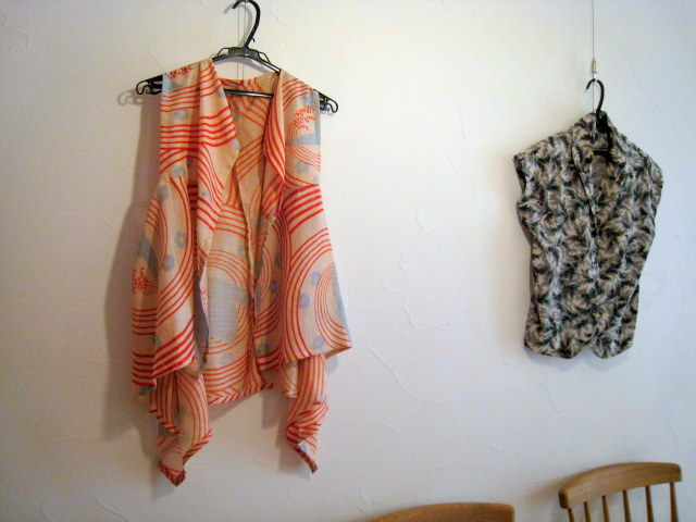 20120720 佐々木潤子さん着物のリメイク作品展2