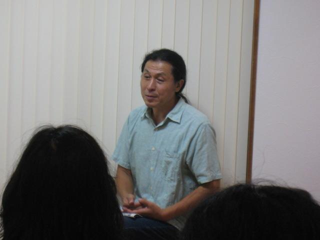 20120825 須田郡司さん 石の語りべ 『世界の巨石を訪ねて』3