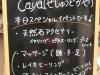 20120927 Caya Special オープニング癒しフェアー1